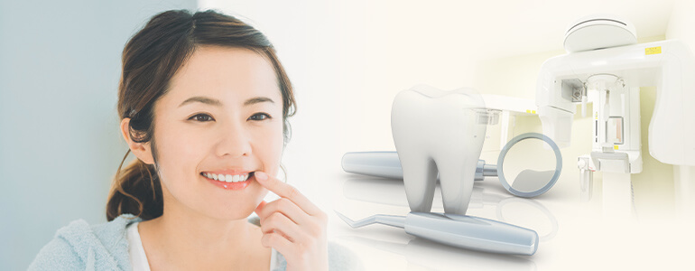 歯並びをきれいにして美しい笑顔に矯正歯科(成人矯正)